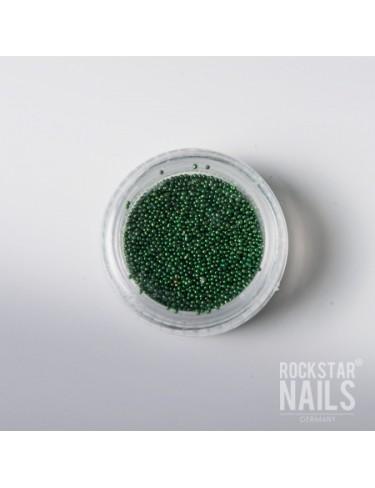 Perlen - grün