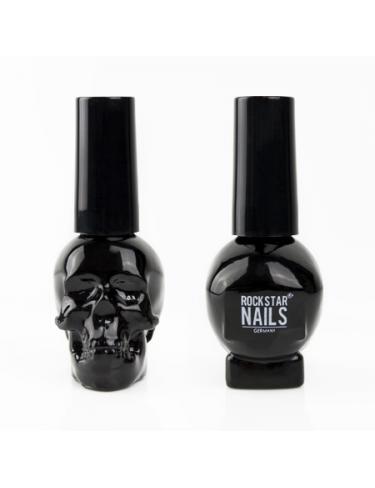 Nagelhaut Öl - Skull Black