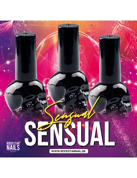 SKULL BLACK The Sensual...