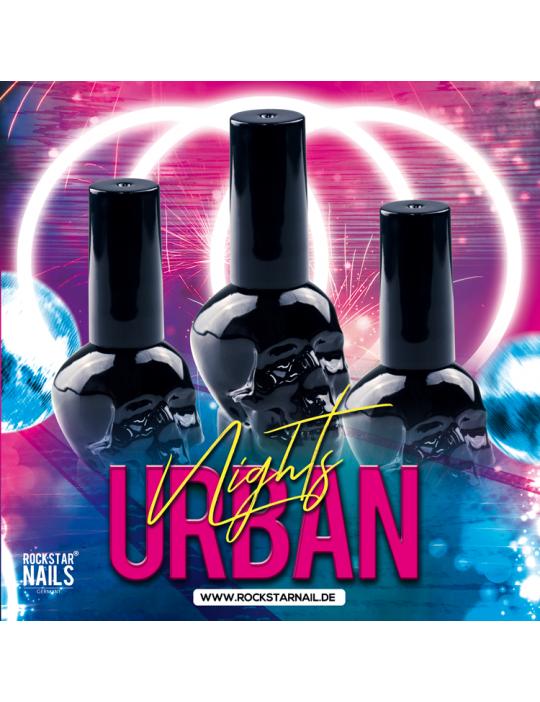 SKULL BLACK URBAN Collection