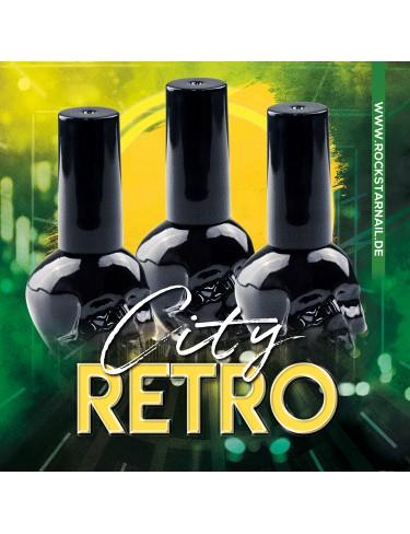 SKULL BLACK City Retro...