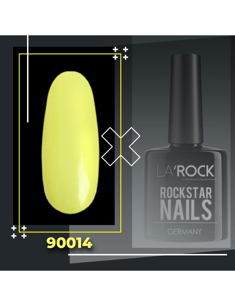UV Gellack - pastel gelb