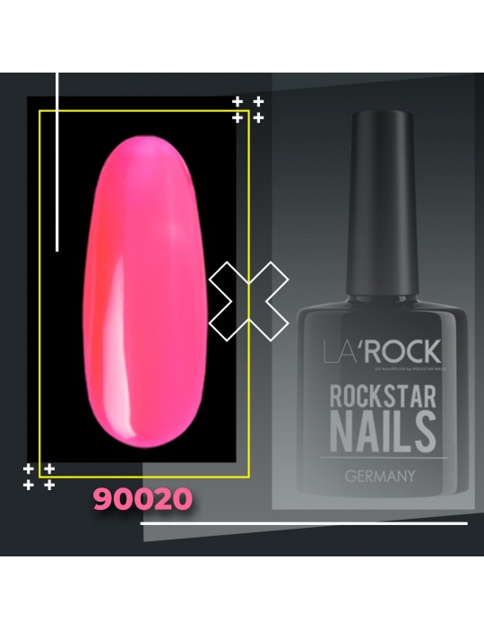 UV Gellack - neon pink