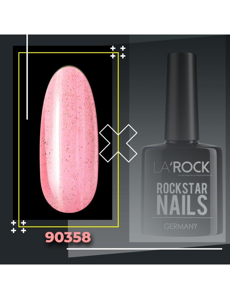 Gellack - glitter girly rosa