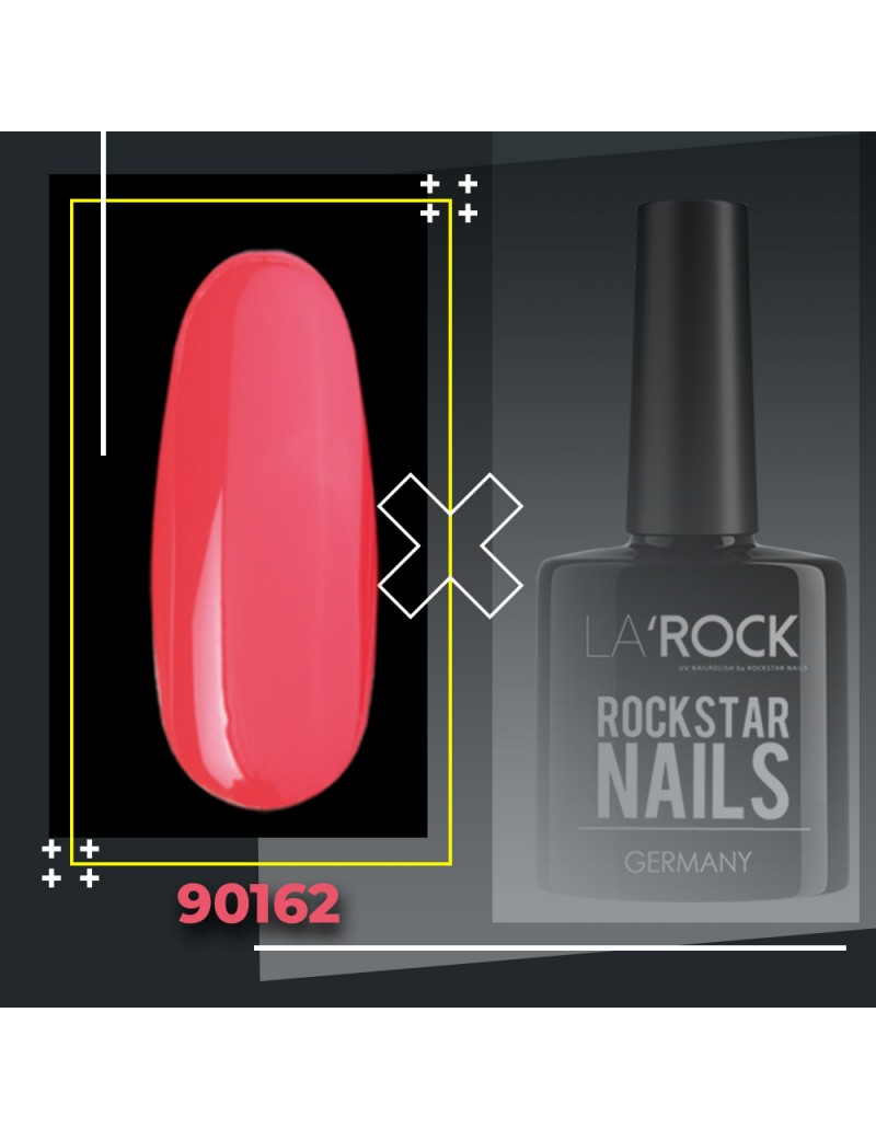 UV Gellack - korallen pink