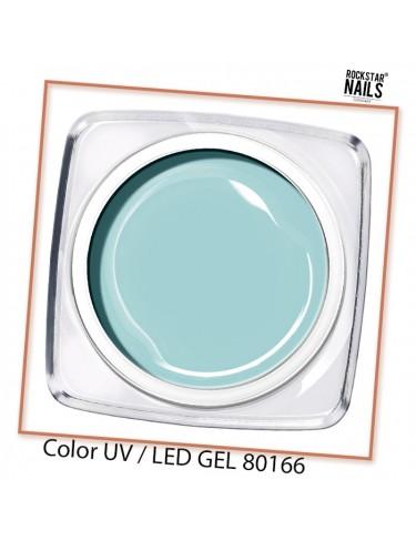 UV / LED Color Gel - pastel blau