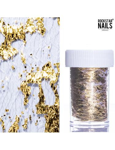 Marmor Folie - gold - Art....