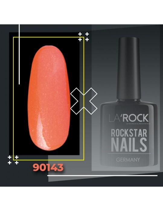 UV Gellack - glimmer orange