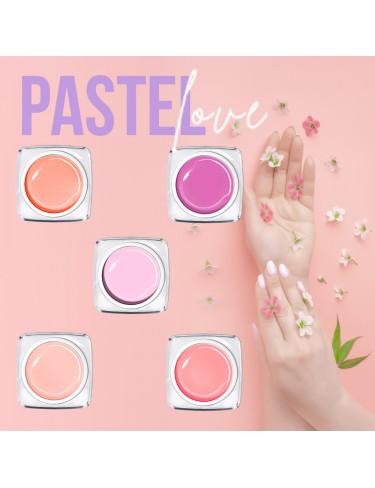 Color UV Gel Set pastel love