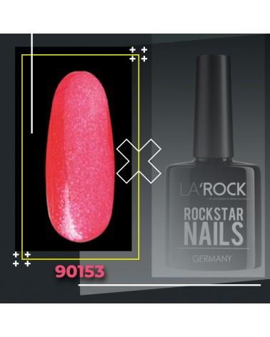 UV Gellack - glimmer rosa rot