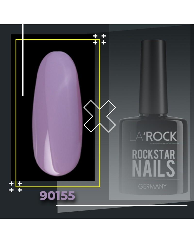 UV Gellack - violett grau