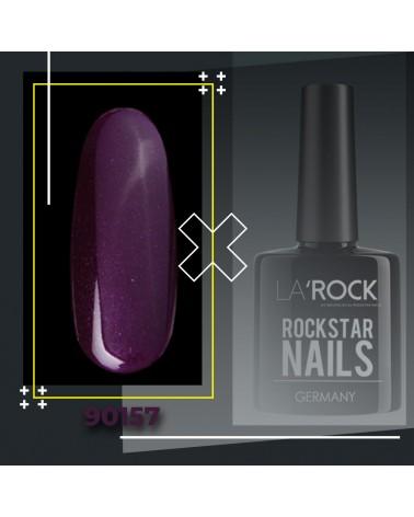 UV Gellack - glimmer indigo lila