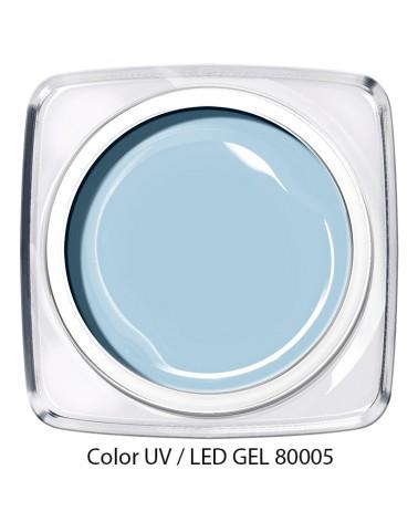 UV / LED Color Gel - himmel blau