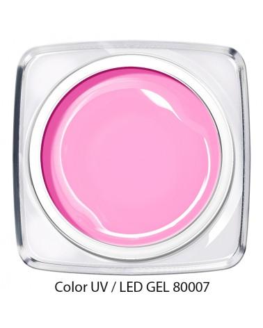 UV / LED Color Gel - baby pink