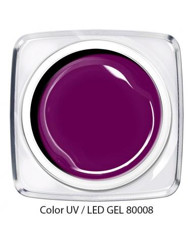 UV / LED Color Gel - brombeere lila