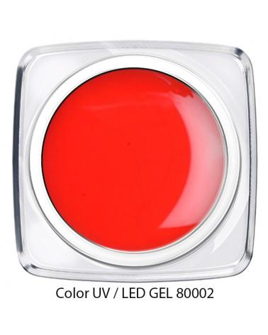 UV / LED Color Gel - ferrari rot