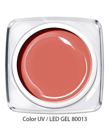 UV / LED Color Gel - beige rot