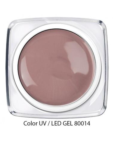 UV / LED Color Gel - nude braun