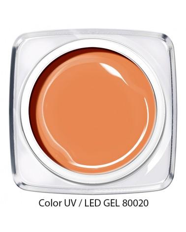 UV / LED Color Gel - sand braun