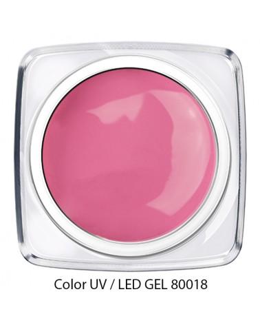 UV / LED Color Gel - violett rot