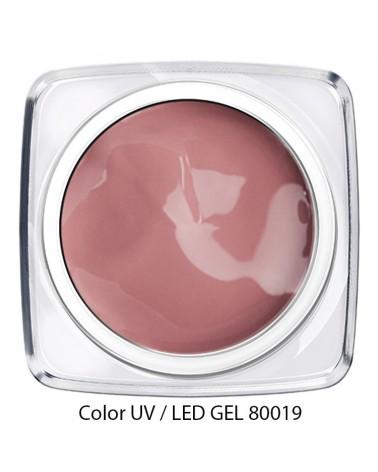 UV / LED Color Gel - indisch rot