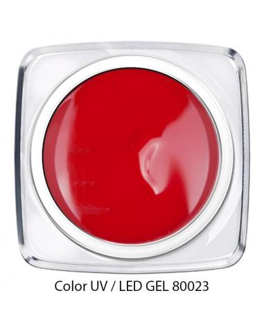 UV / LED Color Gel - granatapfel rot