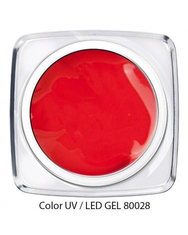 UV / LED Color Gel - klassisch rot