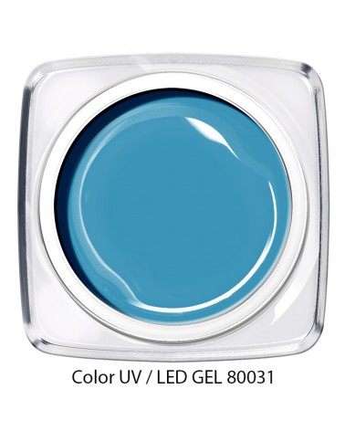 UV / LED Color Gel - azur blau