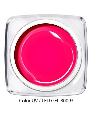 UV / LED Color Gel - kräftiges pink