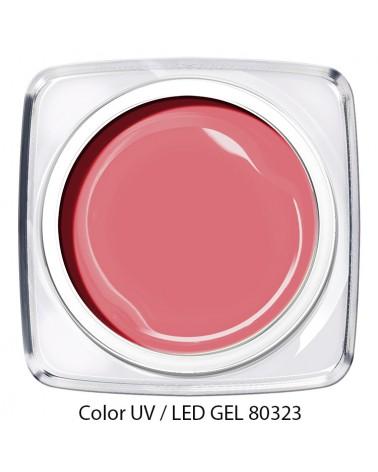 UV / LED Color Gel - tiefes orange