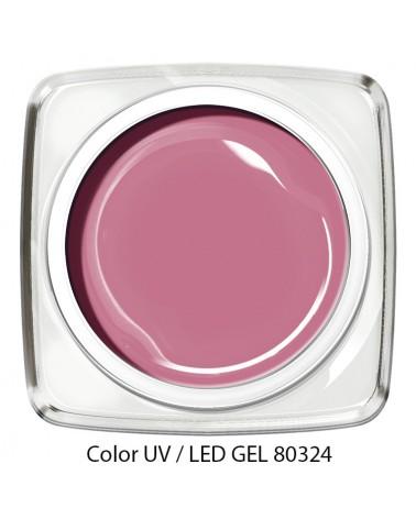 UV / LED Color Gel - nude lila