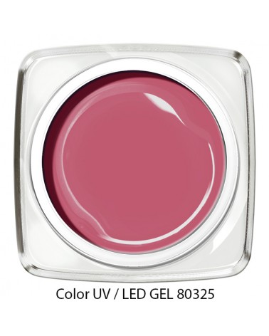 UV / LED Color Gel - warmes rot