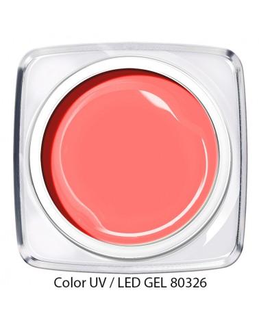 UV / LED Color Gel - kräftiges orange
