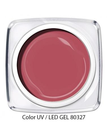UV / LED Color Gel - dunkles rot