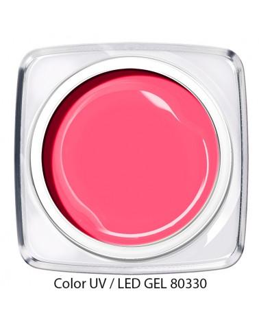 UV / LED Color Gel - strahlendes pink