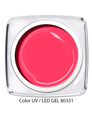 UV / LED Color Gel - strahlendes rot