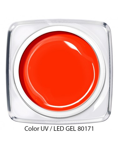 UV / LED Color Gel - wassermelonen rot