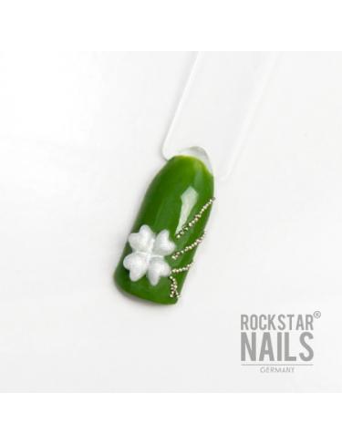 3D Nail Art Form - Kleeblatt
