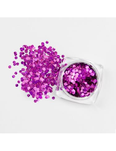 Konfetti purple rain