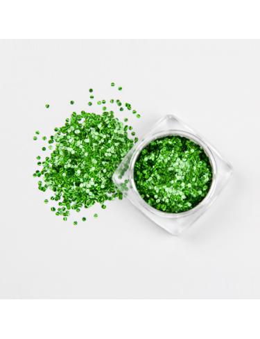Konfetti grün