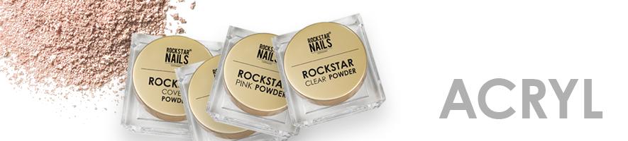 Acryl Produkte von Rockstar Nails aus Deutschland