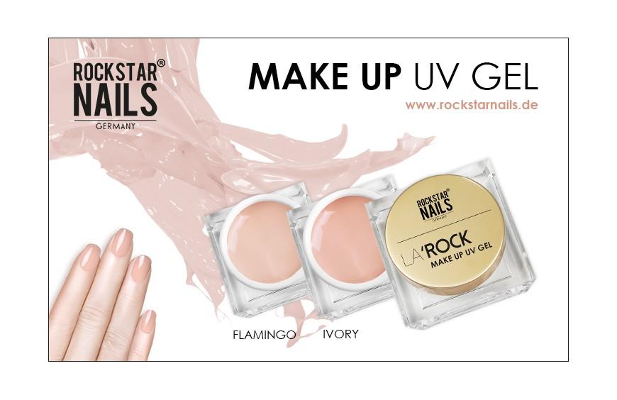 Kein Splittern, keine Kratzer: Hochwertige UV-Gele von Rockstar Nails